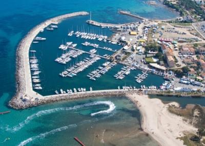 Le port de Solenzara