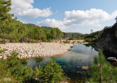 Rivière La Solenzara
