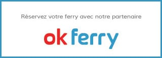 reservez votre ferry avec OK ferry